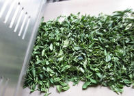 PLC Microwave Drying Sterilization Equipment Moringa Leaves Dryer Oven Leaves